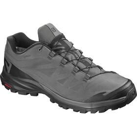 brand new ee694 02931 Salomon M s OUTpath GTX Shoes Magnet Black Black